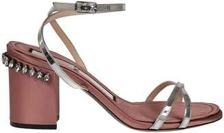 N°21 N21 Embellished Jewelry Sandals