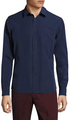 Orlebar Brown Dunstan Long Sleeve Sportshirt