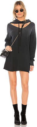 LnA Morris Hoodie Dress