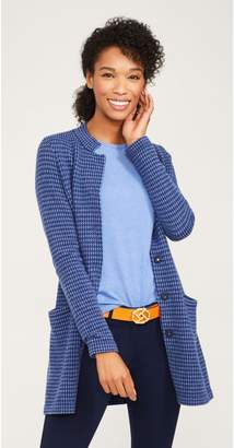 J.Mclaughlin Mirian Cashmere Sweater Jacket