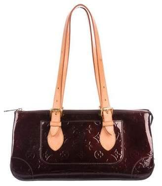 Louis Vuitton Vernis Rosewood Bag