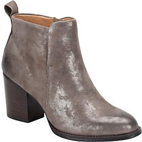 Sofft Leather Ankle Boots - Ware