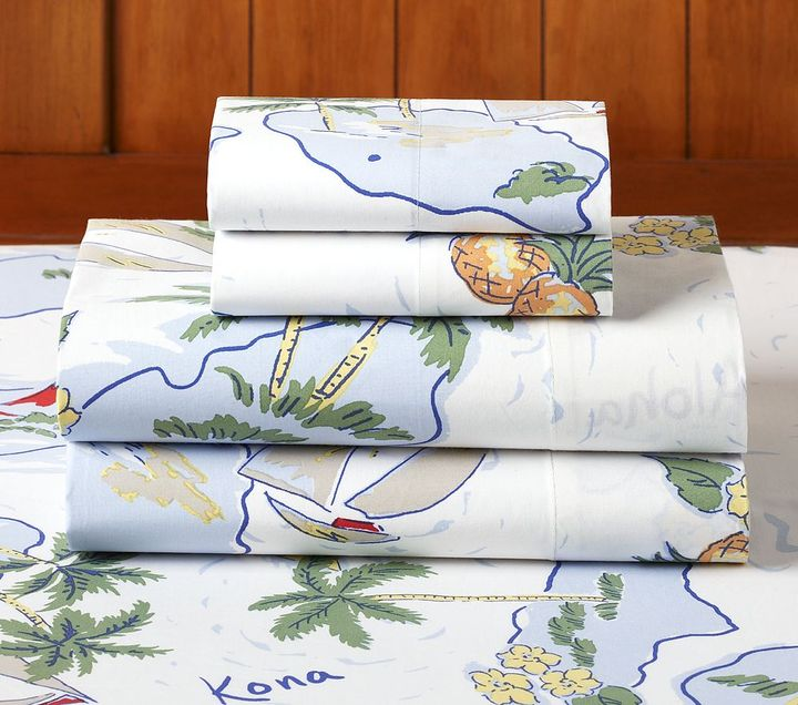 Island Surf Percale Sheeting