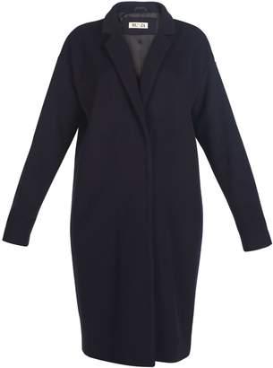 MUZA - Wool & Cashmere Cocoon Coat