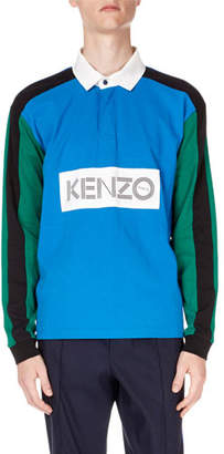 Kenzo Men's Rugby Polo Shirt