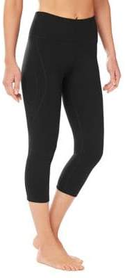 Shape High-Waist Capri Pants
