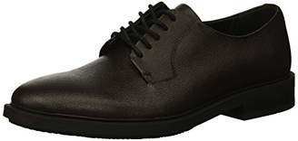 Calvin Klein Men's Carl Small Tumbled Leather Oxford