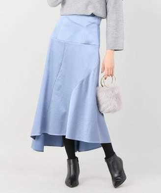 Noble (ノーブル) - NOBLE 【ELIN】 フェイクレザーアシメスカート