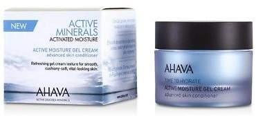 Ahava NEW Time To Hydrate Active Moisture Gel Cream 50ml Womens Skin Care