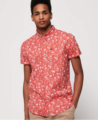 Superdry Premium Shoreditch Short Sleeve Shirt