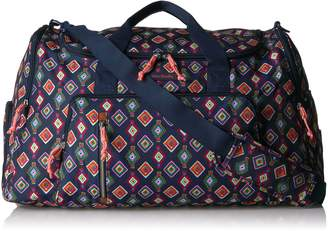 Vera Bradley Lighten Up Ultimate Gym Bag Top Handle Bag