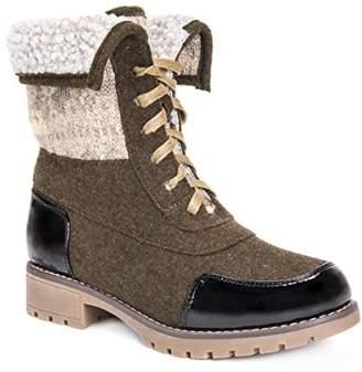 Muk Luks Women's Jandon Boots Fashion