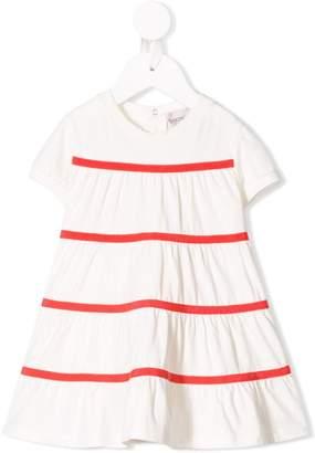 Moncler striped summer dress