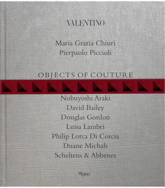 Penguin Random House Valentino: Objects Of Couture By Maria Grazia Chiuri