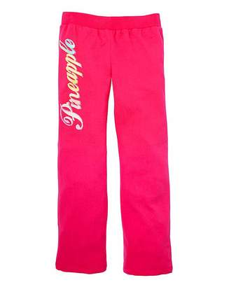 Pineapple Fleece Pants Gen (7-13 years)