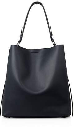 ALLSAINTS Paradise North/South Tote $348 thestylecure.com