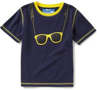Kapital K Little Boys 2T-7 Short-Sleeve Sunglasses Tee
