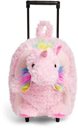 Popatu Unicorn Trolley Rolling Backpack