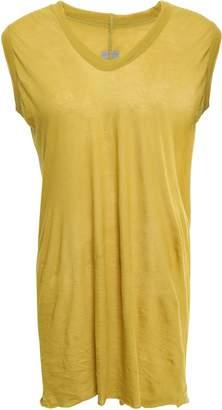 Rick Owens Cotton-jersey Tunic