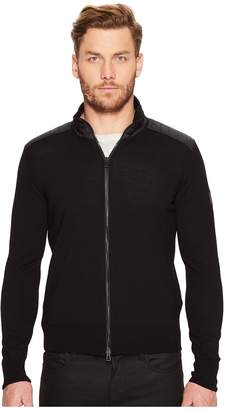 Belstaff Kelby Fine Gauge Merino Full Zip Sweater Men's Sweater