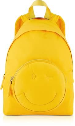 Anya Hindmarch Solei Nylon Chubby Wink Backpack