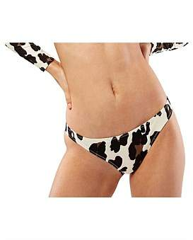 Solid & Striped Colette Leopard Bikini Bottom