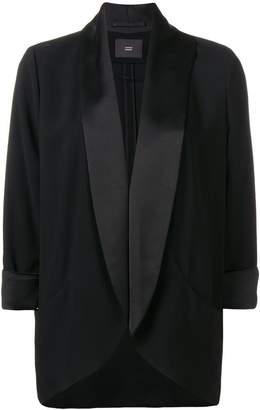 Steffen Schraut shawl blazer jacket