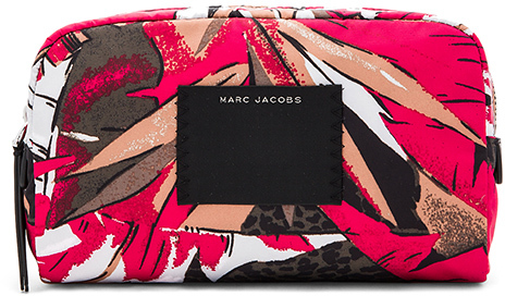 Marc Jacobs Marc Jacobs B.Y.O.T Palm Large Cosmetic Bag