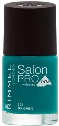 Rimmel Salon Pro Nail Polish, Sea by