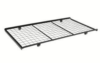 Coaster Company Traditional Trundle Bed Frame, Black