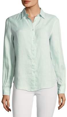 Vilebrequin Women's Fondant Buttoned Shirt