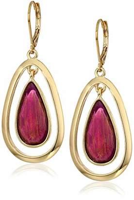 Anne Klein Women's Tone Multi Orbital Drop Earrings