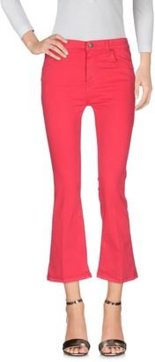 Vicolo Denim pants - Item 42637359CF