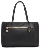 Tumi Voyageur Sheryl Leather Business Tote