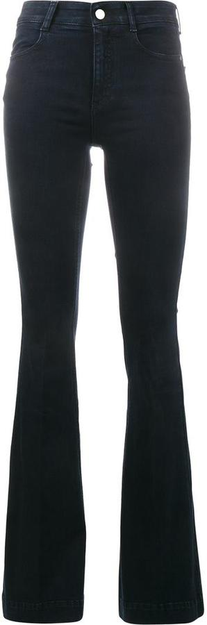 Stella McCartney Stella McCartney flared jeans