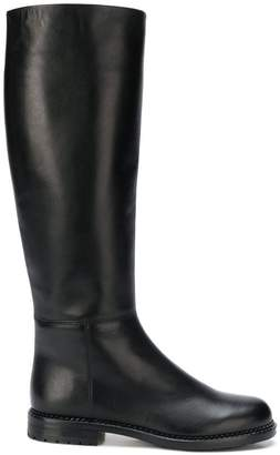 Loriblu calf leather boots
