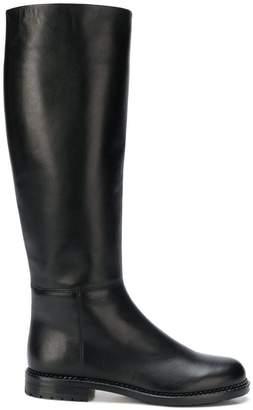 Loriblu calf leather boots
