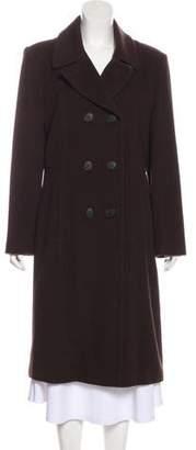 Bergdorf Goodman Cashmere Long Coat