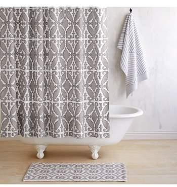 Khoma Shower Curtain