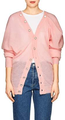 Y/Project Women's Mohair-Blend Elongated Cardigan