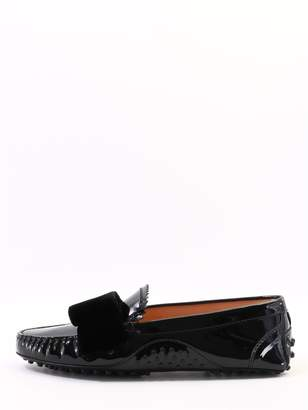 Tod's Moccasin Bow Black