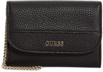 GUESS Katiana Double Date Boxed Wallet, a Macy's Exclusive Style $40 thestylecure.com