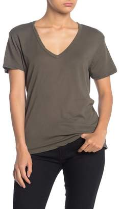 Splendid Slim V-Neck T-Shirt