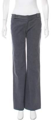 Proenza Schouler Low-Rise Wide-Leg Jeans