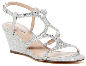 Call It Spring Corpe Wedge Sandal $39.99 thestylecure.com