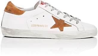 Golden Goose Women's Superstar Leather Sneakers - White