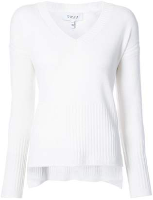 Derek Lam 10 Crosby V-neck cashmere jumper
