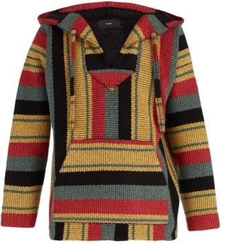Alanui - Veronese Cashmere Hooded Sweater - Mens - Multi