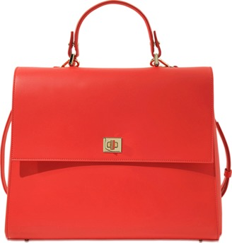 Hugo Boss Bespoke Medium Top Handle bag $1,199 thestylecure.com