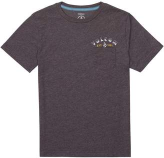 Volcom Signer Pocket T-Shirt - Boys'